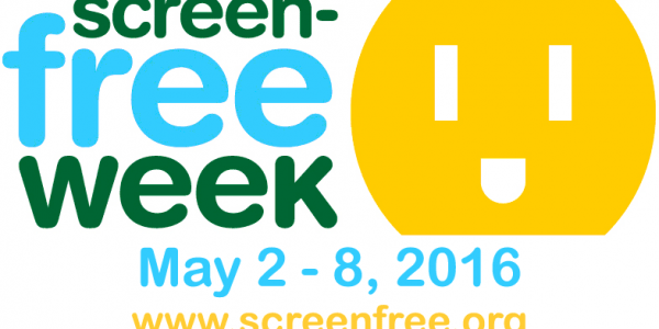 Turn off that Screen! for these Screen-Free Week Activities