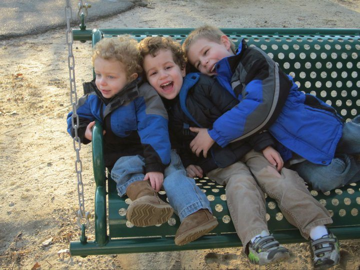 Great memories and pictures can be made in the great outdoors. @Jersey Family Fun