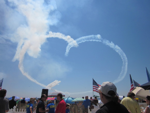 6 Tips to Enjoying the 2014 Atlantic City Air Show Thunder Over the Boardwalk