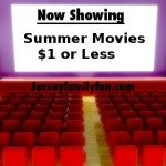 Movies for $1 or less from Jersey Family Fun