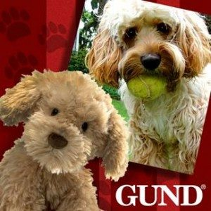 Your pooch could become a GUND plush, just like Boo!