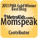 2013 MomSpeak Button