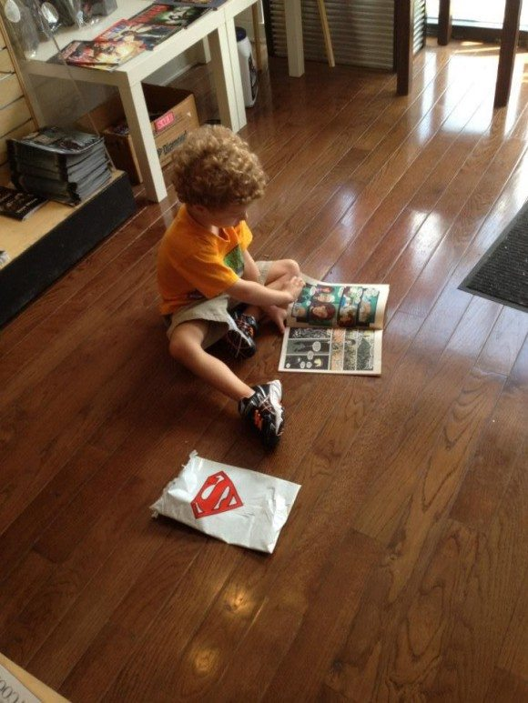 FREE Comic Book Day At South Philly Comics. |Photo Credit Jersey Family Fun