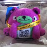 Enter to win this Limited Edition Beta Bear Purple Scanimal