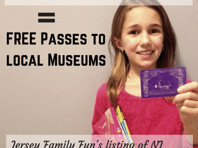 Your New Jersey Library Card Can Mean FREE Admission to Local Museums