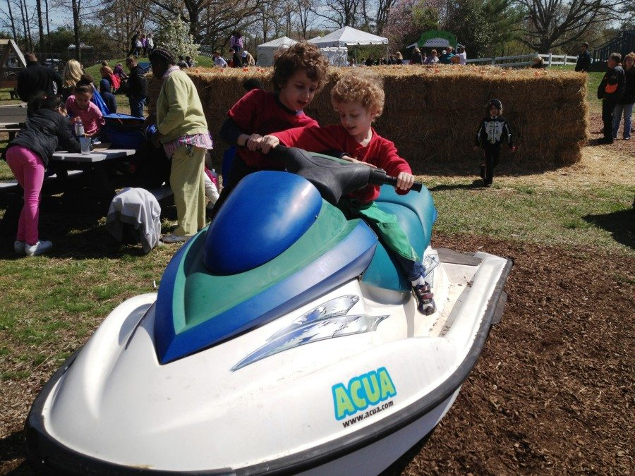 ACUA Playground in Egg Harbor Township, New Jersey - Atlantic County Parks & Playgrounds