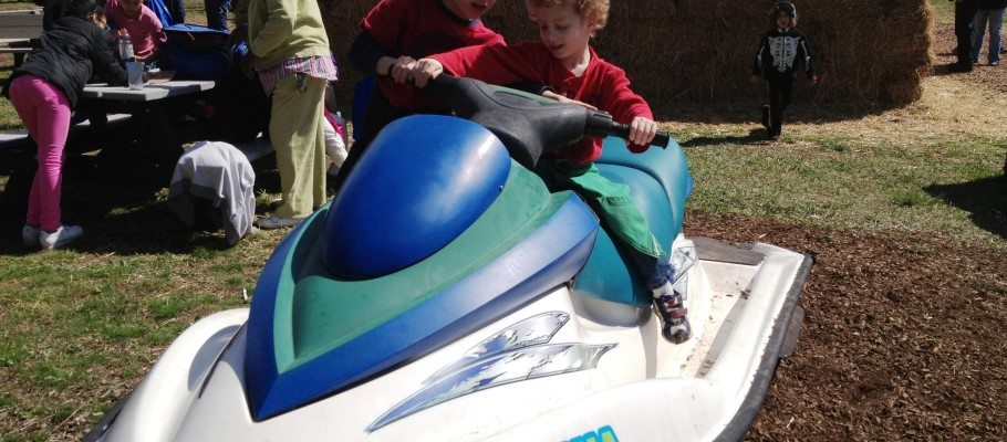 ACUA Playground Jetski