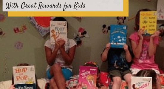 Summer Reading Programs with Great Rewards for Kids!