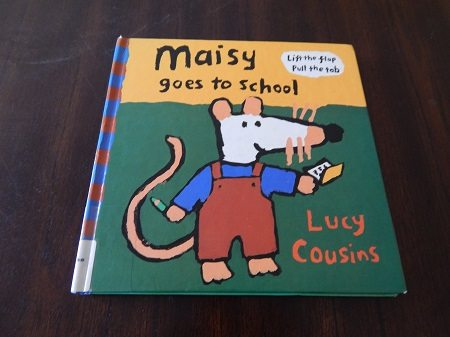 Maisy goes to school back to school books