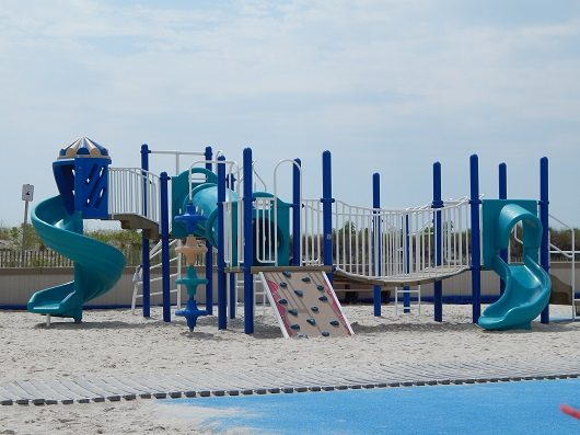 33rd Avenue Longport Playground in Longport, New Jersey Atlantic County Parks & Playgrounds