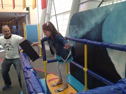 Surfin USA at NY Hall of Science