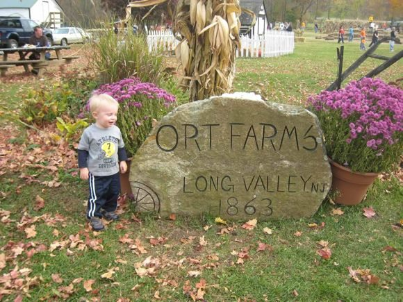 Ort Farms is the perfect destination for a family friendly day!