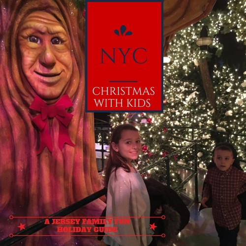 Tips for Visiting NYC at Christmastime ... with kids!