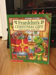 This an adorable Christmas book that helps parents teach about giving rather than receiving.