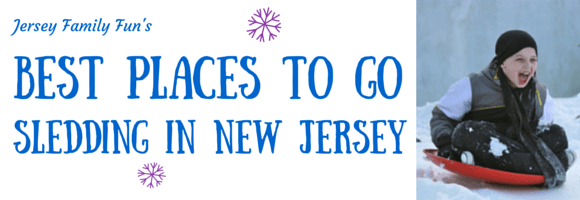 Best Places to go Sledding in New Jersey