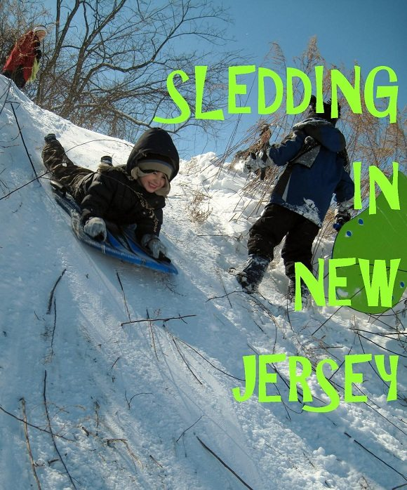 SLEDDINGINNEWJERSEY
