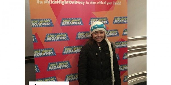 Kids Night on Broadway 2016