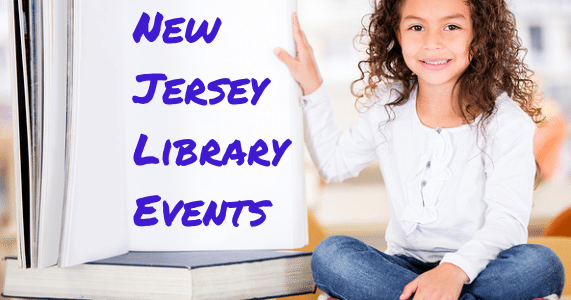 New Jersey Library Events