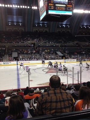 AHL Hockey at Boardwalk Hall