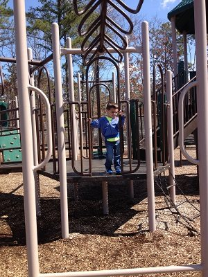 Bargaintown Park in Egg Harbor Township, New Jersey - Atlantic County Parks & Playgrounds