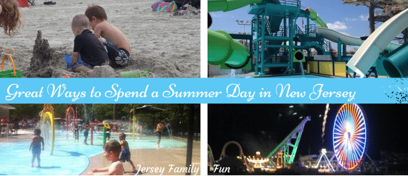 New Jersey's Best Day Trips for Families ~ Summer 2014