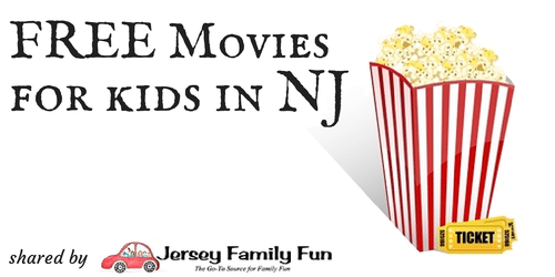 New Jersey Free Movies for Families by County