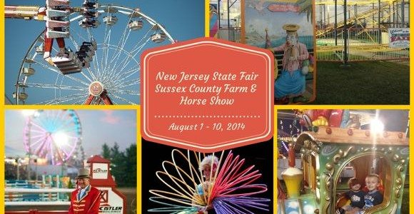 New Jersey State Fair Details & Your Chance to Win Mega Passes