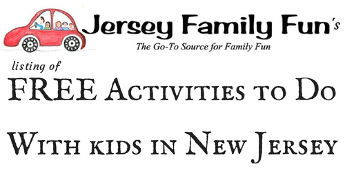 FREE Activities For Kids in New Jersey