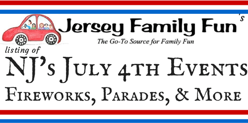 New Jersey July 4th Events, Fireworks, Parades, & More