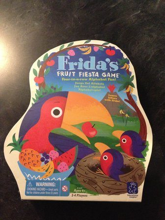 Educational Insights Frida's Fruit Fiesta Game