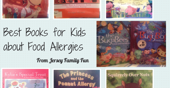 The Best Children's Books about Food Allergies