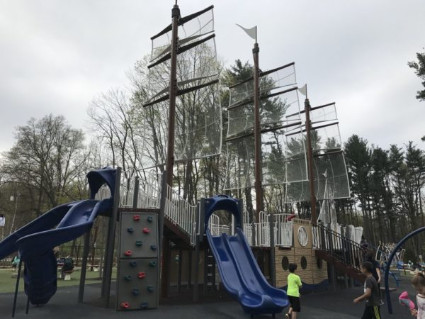 Regatta Park South Mountain Complex West Orange Essex County Parks and Playgrounds