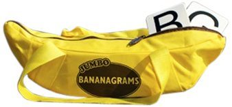 Jumbo Bananagams Word Board Game