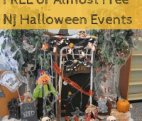 FREE NJ Halloween Events