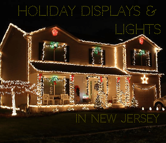 Stadium Christmas Lights Nj: Holiday Displays & Lights In New Jersey