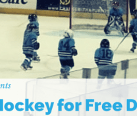 Try Ice Hockey For Free Day