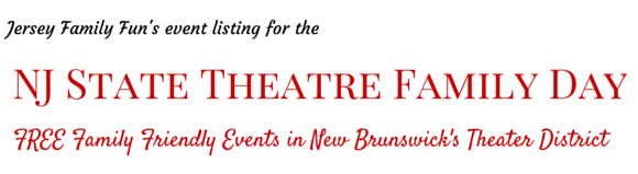 State Theatre Family Day Events