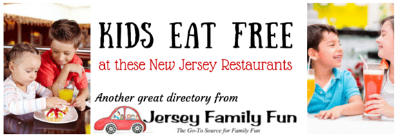 Kids eat free New Jersey Restaurants