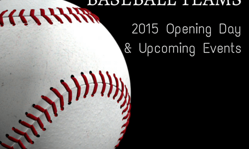 New Jersey's Minor League Baseball Teams, Opening Days, & Upcoming Events for 2015