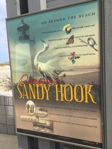 Sandy Hook National Park, National Parks in New Jersey
