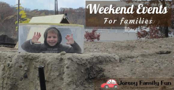Local Weekend Events in New Jersey