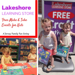 Lakeshore Learning Stores FREE Crafts for Kids @ Lakeshore Learning