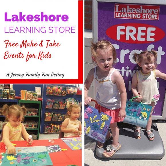 Lakeshore Learning Stores Free Crafts