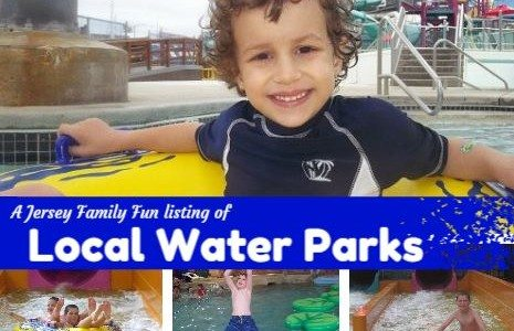 Local Water Parks in New Jersey, New York, and Pennsylvania