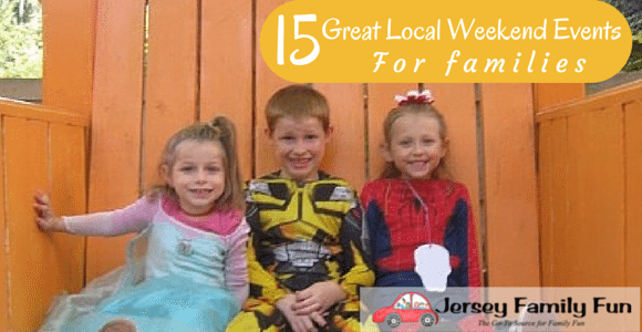15 Great Local Weekend Events for Families