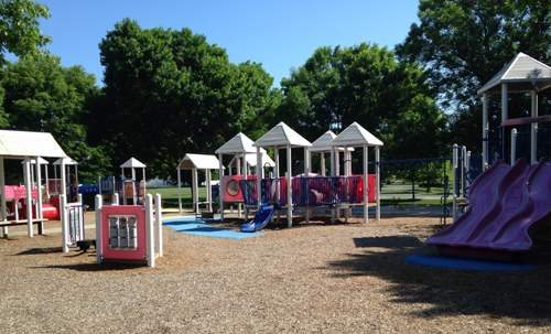 thompson park playground