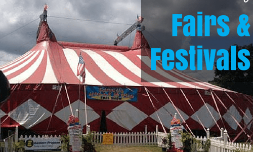 New Jersey Fairs and Festivals ~ Summer 2015