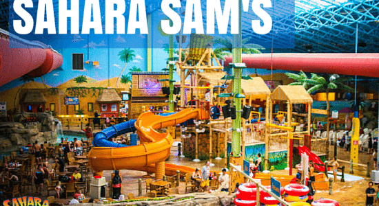 Win a Family 4 Pack of Sahara Sams Tickets