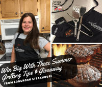 Longhorn Steakhouse grilling tips