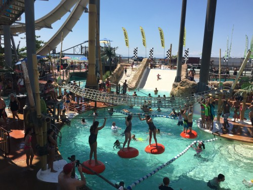 Ocean Oasis offers all kinds of fun too!